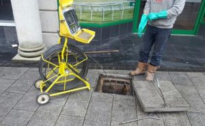cctv inspection of drains